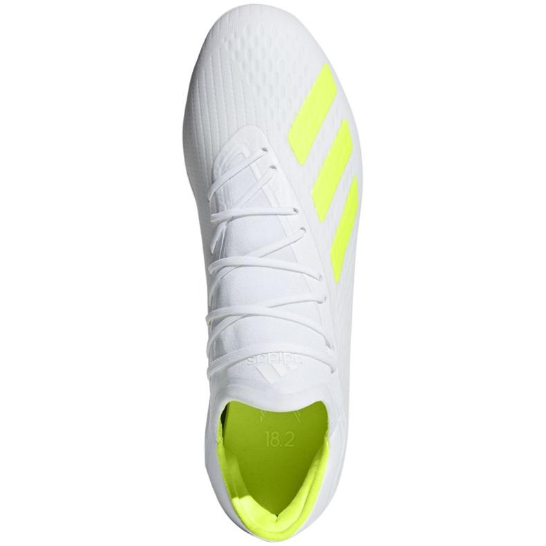 Buty piłkarskie adidas X 18.2 Fg M BB9364 zdjęcie 1