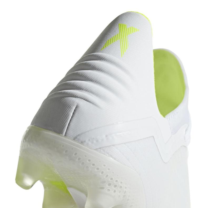 Buty piłkarskie adidas X 18.2 Fg M BB9364 zdjęcie 5