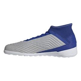 Buty halowe adidas Predator 19.3 In M D97963 szare wielokolorowe 1
