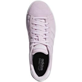Buty damskie adidas Daily 2.0 W F34740 różowe 1