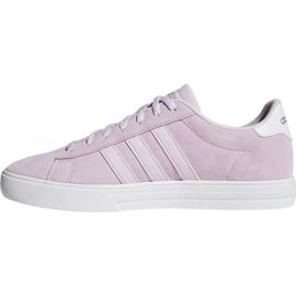 Buty damskie adidas Daily 2.0 W F34740 różowe 2