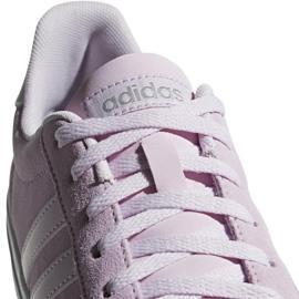 Buty damskie adidas Daily 2.0 W F34740 różowe 4