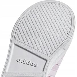 Buty damskie adidas Daily 2.0 W F34740 różowe 5
