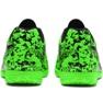 Buty halowe Puma One 19.4 It M 105496 04 czarny, zielony zielone 1