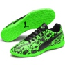 Buty halowe Puma One 19.4 It M 105496 04 czarny, zielony zielone 3