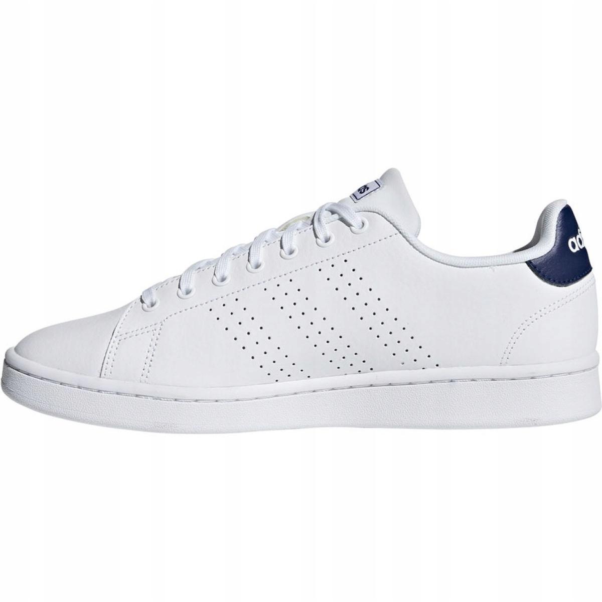 Buty adidas Advantage M F36423 białe