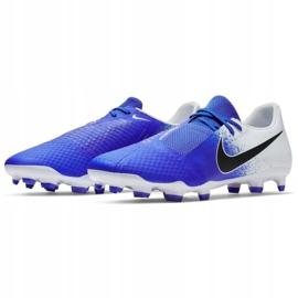 Buty piłkarskie Nike Phantom Venom Academy Fg M AO0566-104 wielokolorowe niebieskie 1