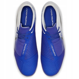 Buty piłkarskie Nike Phantom Venom Academy Fg M AO0566-104 wielokolorowe niebieskie 2