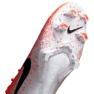 Buty piłkarskie Nike Mercurial Vapor 12 Elite Fg M AH7380-801 biały, pomarańczowy czerwone 5