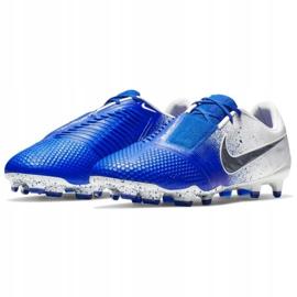 Buty piłkarskie Nike Phantom Venom Elite Fg M AO7540-104 niebieskie wielokolorowe 1