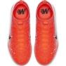 Buty piłkarskie Nike Mercurial Superfly X 6 Academy Tf Jr AH7344-801 biały, pomarańczowy pomarańczowe 1