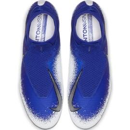 Buty piłkarskie Nike Phantom Vsn Elite Df Fg M AO3262-410 niebieskie wielokolorowe 2