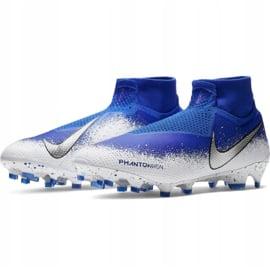Buty piłkarskie Nike Phantom Vsn Elite Df Fg M AO3262-410 niebieskie wielokolorowe 3