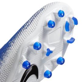 Buty piłkarskie Nike Phantom Vsn Elite Df Mg Jr AO3289-410 wielokolorowe niebieskie 6