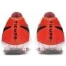Buty piłkarskie Nike Tiempo Legend 7 Elite Fg M AH7238-118 biały, pomarańczowy białe 4