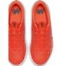 Buty halowe Nike Mercurial Vapor X 12 Academy Ic Jr AJ3101-801 pomarańczowe biały, pomarańczowy 1