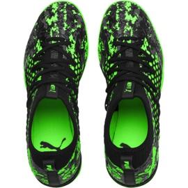Buty halowe Puma Future 19.3 Netfit Tt M 105542 03 wielokolorowe zielone 2