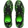 Buty halowe Puma Future 19.3 Netfit Tt M 105542 03 czarny, zielony zielone 2