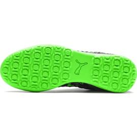 Buty halowe Puma Future 19.3 Netfit Tt M 105542 03 wielokolorowe zielone 4
