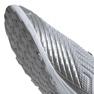 Buty halowe adidas Predator 19.3 In M F35614 szary/srebrny srebrny 5