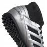 Buty piłkarskie adidas Predator 19.3 Tf Jr G25802 szary/srebrny srebrny 4
