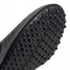 Buty piłkarskie adidas Predator 19.3 Tf Jr G25802 wielokolorowe srebrny 5