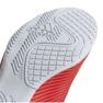 Buty halowe adidas Nemeziz 19.4 In M F34528 czerwone czerwony 5