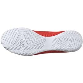 Buty halowe adidas Nemeziz 19.4 In M F34528 czerwone czerwone 6