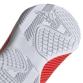 Buty piłkarskie adidas Nemeziz 19.4 In Jr F99938 czerwony czerwone 5