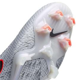 Buty piłkarskie Nike Mercurial Superfly 6 Elite Fg M AH7365-008 szare szary/srebrny 5