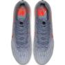 Buty piłkarskie Nike Mercurial Vapor 12 Elite Fg M AH7380-008 szary/srebrny szare 1
