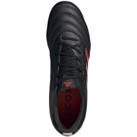Buty piłkarskie adidas Copa 19.3 Fg M F35494 czarne czarne 1