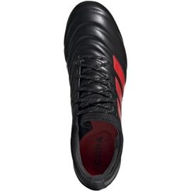 Buty piłkarskie adidas Copa 19.1 Fg M F35518 czarny czarne 1