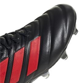 Buty piłkarskie adidas Copa 19.1 Fg M F35518 czarne wielokolorowe 3