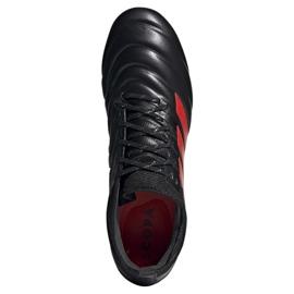 Buty piłkarskie adidas Copa 19.1 Sg M G26642 czarne wielokolorowe 2