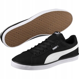 Buty Puma Urban Plus Cv M 366414 02 czarne 1