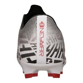 Buty piłkarskie Nike Vapor 12 Pro Njr Fg M AO3123-170 szary/srebrny białe 1