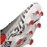 Buty piłkarskie Nike Vapor 12 Pro Njr Fg M AO3123-170 szary/srebrny białe 3