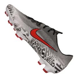 Buty piłkarskie Nike Vapor 12 Pro Njr Fg M AO3123-170 szary/srebrny białe 5