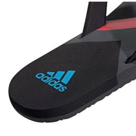 Japonki adidas Eezay Flip Flop M F35024 czarne 7