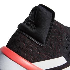 Buty koszykarskie adidas Pro Adversary 2019 M BB9192 czarne czarne 3