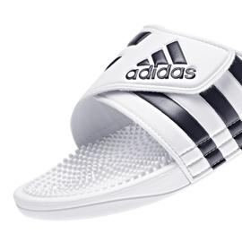 Klapki adidas Adissage M F35573 białe 2
