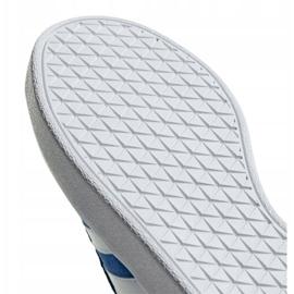 Buty adidas Vl Court 2.0 Jr F36376 niebieskie 4