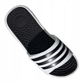 Klapki adidas Adissage Tnd M F35563 białe 4