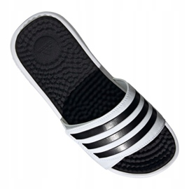Klapki adidas Adissage Tnd M F35563 białe 5
