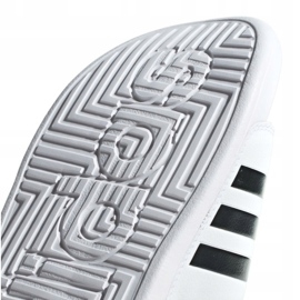 Klapki adidas Adissage Tnd M F35563 białe 6