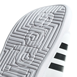 Klapki adidas Adissage Tnd M F35563 białe 7