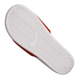 Klapki Nike Benassi Jdi Slide M 343880-106 czerwone 2