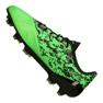 Buty piłkarskie Puma One 19.1 Lth Cc FG/AG M 105482-03 czarny, zielony zielone 6