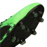 Buty piłkarskie Puma One 19.1 Lth Cc FG/AG M 105482-03 czarny, zielony zielone 9